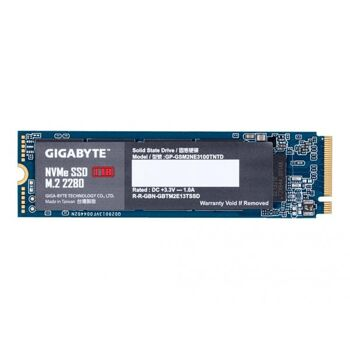 Gigabyte SSD 1 TB M.2 PCIe GP-GSM2NE3100TNTD