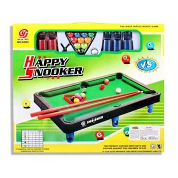 Mini Billiard Set 38 x 33 cm