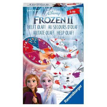 Ravensburger 20528 Disney Frozen 2 / Eiskönigin 2 Mitbringspiel