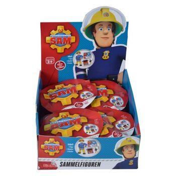 Simba 109251025 - Feuerwehrmann Sam Sammelfiguren Serie 1