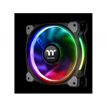Thermaltake PC- Gehäuselüfter Riing 12 PLUS RGB 3er Pack CL-F053-PL12SW-A