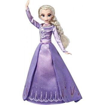 Hasbro Disney Die Eiskönigin 2 Arendelle Deluxe Modepuppe Elsa