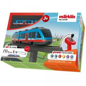 Märklin 29307 H0 Startpackung Hochbahn