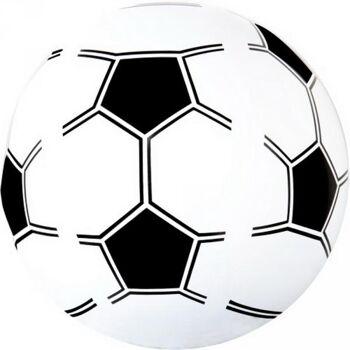 Strandball Fußball, Ø ca. 30cm, 1 Stück