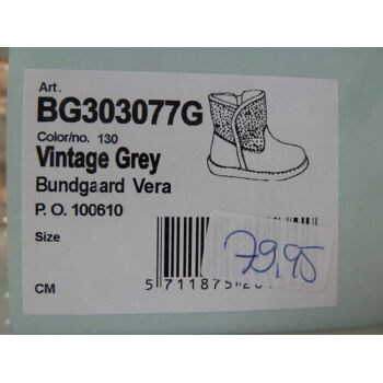 bundgaard Stiefelette Vera BG303077'G Gr.22