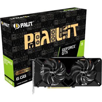 VGA Palit GeForce® GTX 1660 Super 6GB GamingPro OC | Palit - NE6166SS18J9-1160A