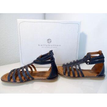 Bellybutton Leder Sandale Mädchen Gr.29