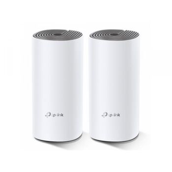 TP-Link WLAN System DECO E4 2-PACK 2 Router DECO E4 (2-PACK)