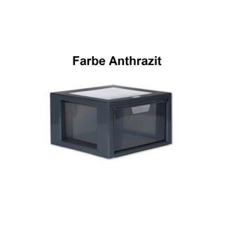 12-8091787, Tontarelli Schubladenbox, Aufbewahrungs-System, Schubladenschrank Aufbewahrungsbox Sortierbox Schublade