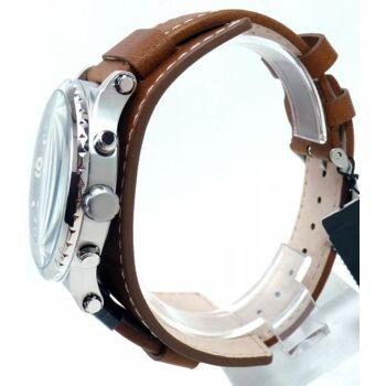 Guess Uhr Uhren Herrenuhr Multifunktion W1162G1 ARROW braun Leder