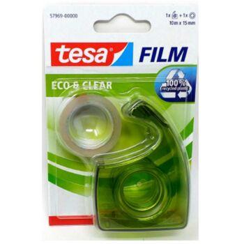 12-56130, tesa Film Eco&Clear 10mx15mm + 1x Abroller