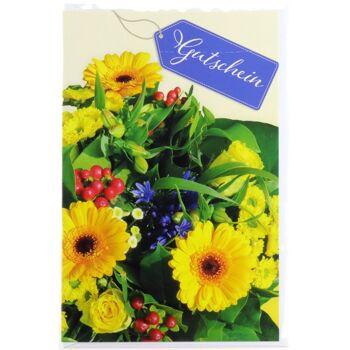 28-031923, Gutschein-Grußkarten mit Motiven und Sprüchen, ganzjährig, Glückwunschkarten, Geschenkkarten