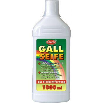 28-104012, Gallseife 1 Liter zur Fleckenentfernung