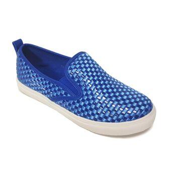 Blaue GOFC Damenschuhe - Slipper