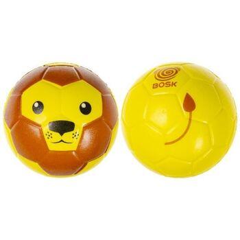 21-4864, Leder Fussball Tiere, 15 cm, Fußball, Spielball, Wasserball, Strandball+++++++