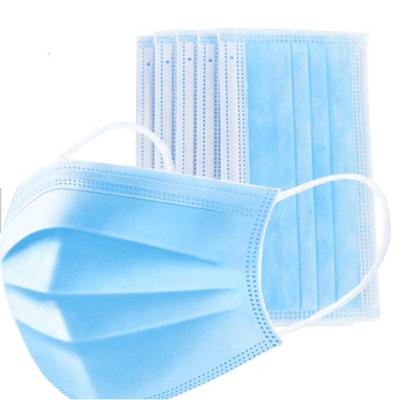 Einweg 3lagig Mundschutz Atemschutzmaske