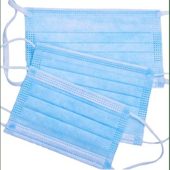 Einweg 3lagig Medizin Mundschutz Atemschutzmaske
