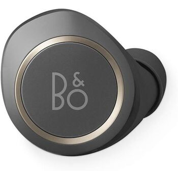 Bang & Olufsen BeoPlay E8 drahtlose Bluetooth In-Ear Kopfhörer Earbuds Ohrhörer mit Ladeschale charcoal grey Ladeetui