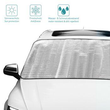 Auto Frontscheibenabdeckung | Car Windshield Cover 150x70cm