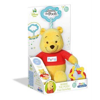Disney Baby - Winnie the Pooh Aktivitäts-Plüsch