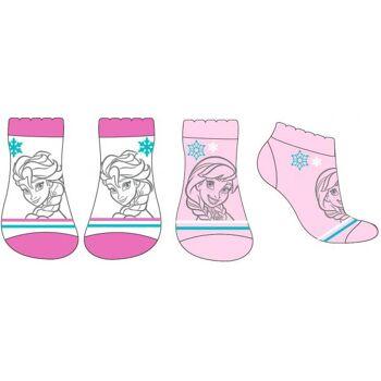 Disney Frozen / Die Eiskönigin - Sneaker-Socken Sortiment