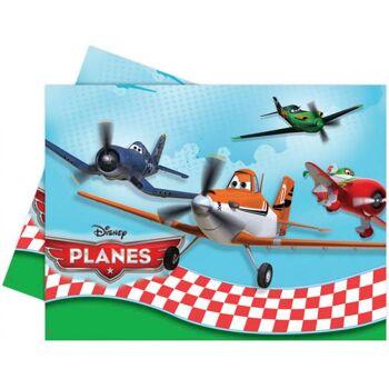 Disney Planes - 1 Plastik Tischdecke 120x180cm