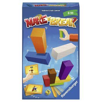 Ravensburger 23444 - Make 'n' Break