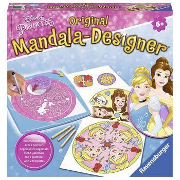 Ravensburger 29702 - Mandala Designer Midi - Disney Princess