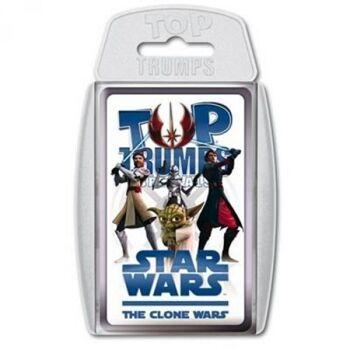 Top Trumps - Star Wars The Clones Wars