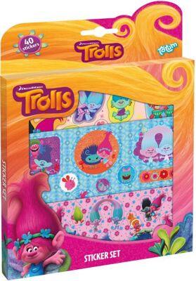 Trolls -  Stickerbox