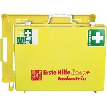 Erste-Hilfe-Koffer Extra+Industrie SÖHNGEN DIN13157 plus Erw. 400x300x150mm