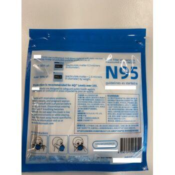 Hygienischer Mundschutz  ffp2