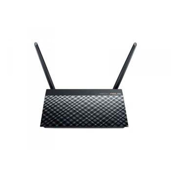 ASUS RT-AC51U Dual-Band (2,4 GHz/5 GHz) Schwarz WLAN-Router 90IG0150-BM3G00