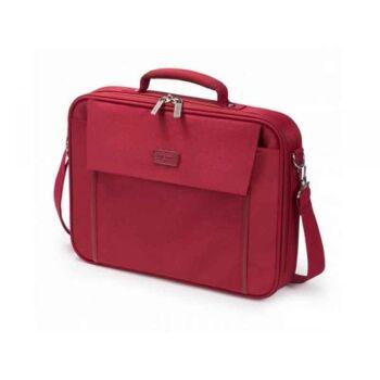 Dicota Notebooktasche 39,6 cm Aktenkoffer Rot D30920