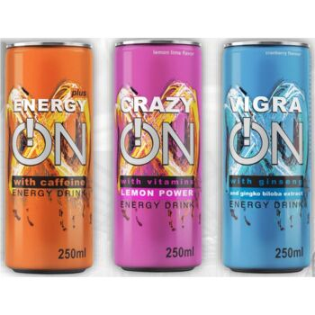 Energy Drink 3 tastes / BBD 26.04.2020 / Red Bull, Energiegetränk, Monster Energy