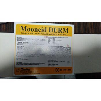 10.000 x Mooncid DERM Desinfektionsmittel 1 Liter - Hand und Flächendesinfektion