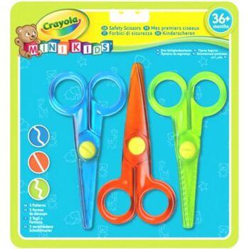 Crayola MK 3 Kinder-Scheren, 1 Set