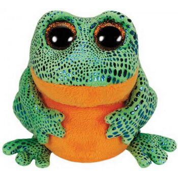 Frosch, grün, ca. 15 cm, 1 Stück