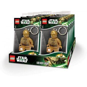 LEGO SW- C3PO LED Minitaschenlampe, 1 Stück