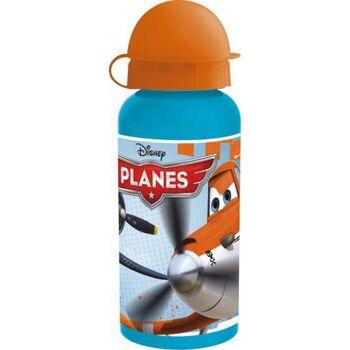 Planes Aluflasche, 1 Stück