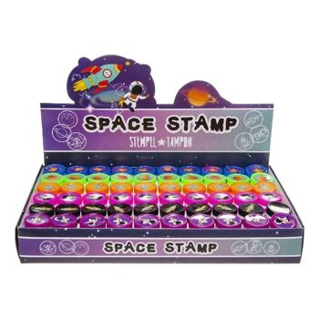 21-6693, Kinder Stempel Space, Weltraum