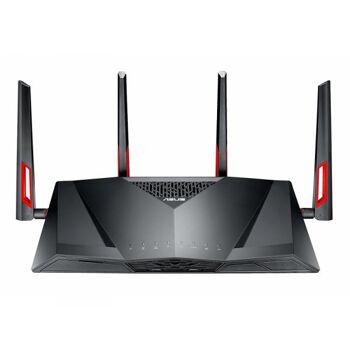 WL-Router ASUS DSL-AC88U AC3100 Annex A(nicht f.Deutschl.) 90IG02W1-BM3G10