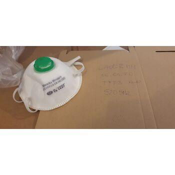 Schutzmaske Maske Feinstaubmaske Mundschutz FFP3 ab Lager Hamburg SOFORT LIEFERBAR