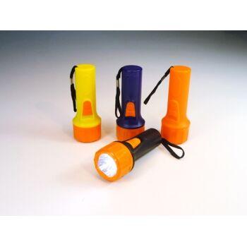 27-36320, Taschenlampe 11 cm, Batterien enthalten