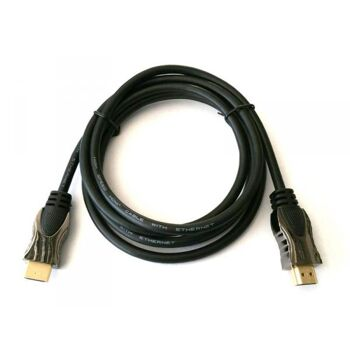 Reekin HDMI Kabel - 5,0 Meter - ULTRA 4K (High Speed with Ethernet)