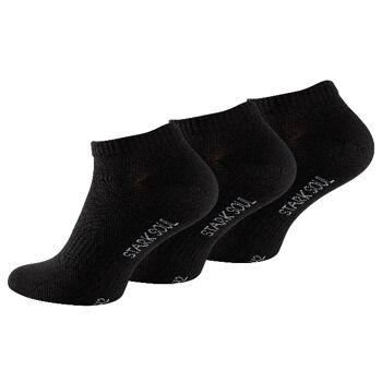 Stark Soul® Unisex Sneaker Socken in Premiumqualität