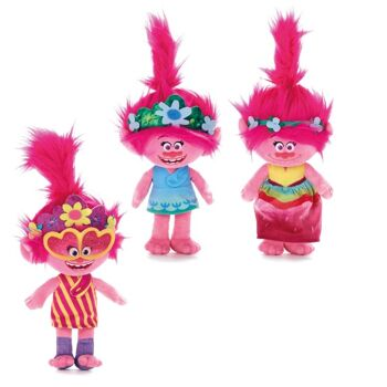 35-7101, Charakter Poppy 25 cm, aus dem Kinofilm Trolls World Tour