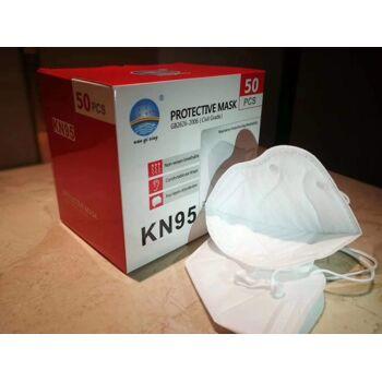 Atemschutzmaske KN95 , FDA/EUA mit Zertifikate