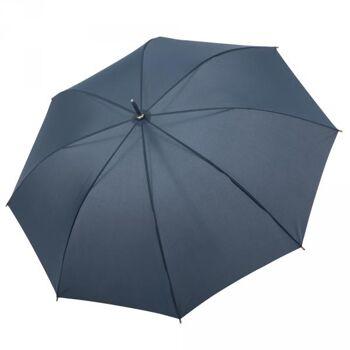 Regenschirm Golfschirm Portierschirm Gästeschirm AC Midsize Stockschirm Schirm Automatik Holzgriff gross OKTAGON®