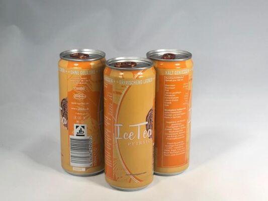 ICE TEA Pfirsich 24 X 0,33 ml DPG ALI BABA / Confeti GmbH